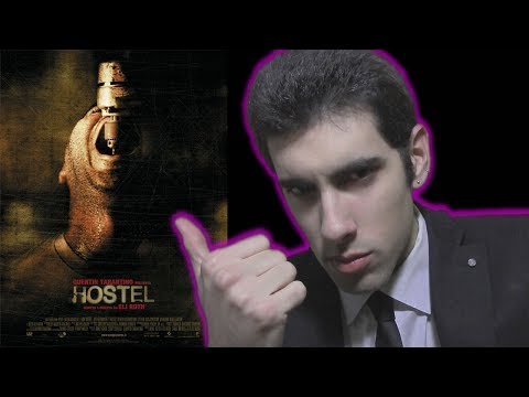 """Review/Crítica """"Hostel"""" (2005)"""