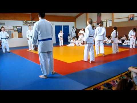 Judo club Gemmois 2015