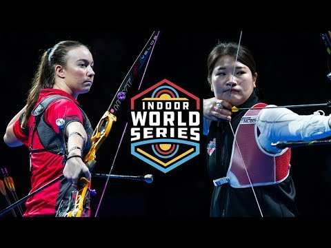 Kang Chae Young v Casey Kaufhold – recurve women's gold | Nimes 2019