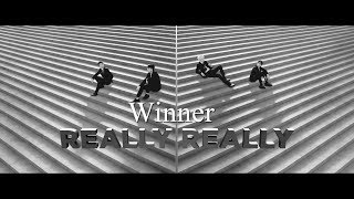 WINNER - REALLY REALLY [Karaoke + Legenda PT-PT]