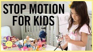 stopmotion tutorial
