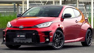 Hey guys, this is the new 2021 toyota gr (gazoo racing) yaris. a small but decent powerful hatchback! check out interior, exterior design and driving highlig...