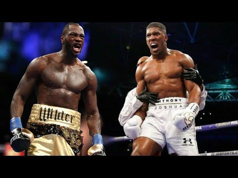 Wilder vs Joshua: Who is hardest puncher?