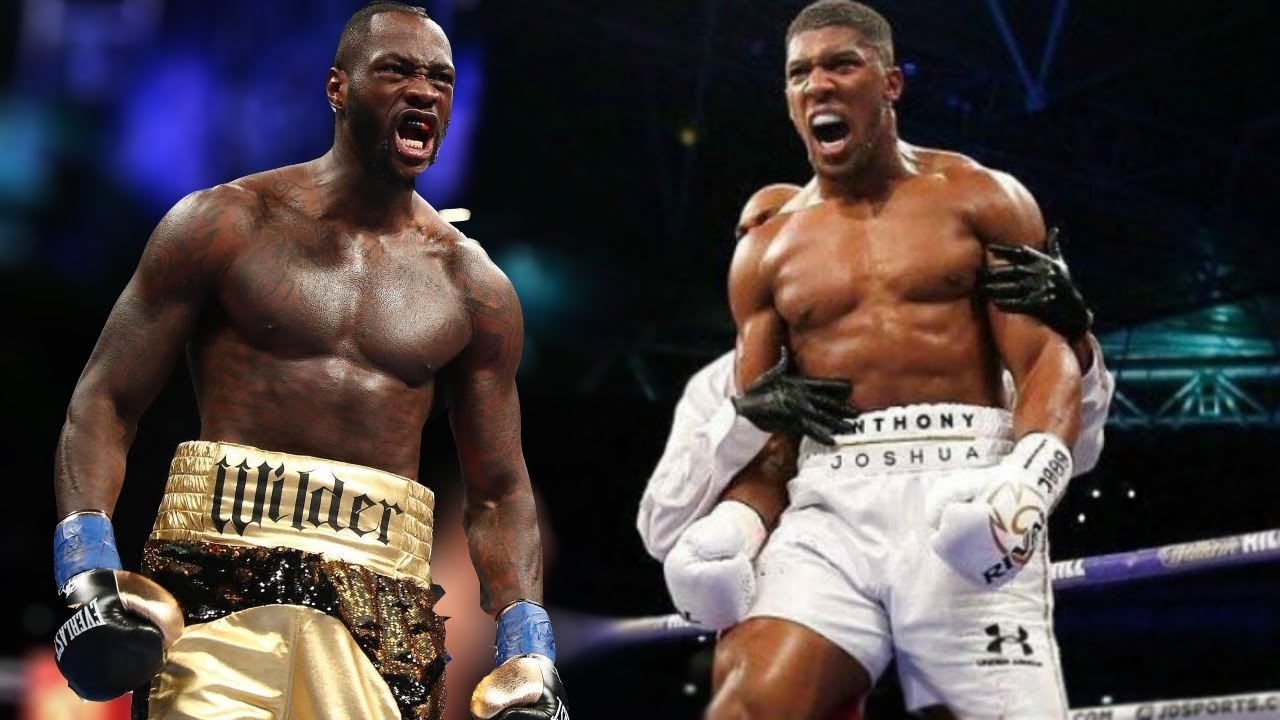 Joshua Vs Wilder