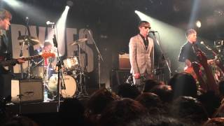 The Strypes  @Club Quattro / Tokyo. 16.7.2015 (1)  Now she