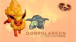 """""""Donphlareon"""" Donphan Eeveelution Legacy Deck PTCGO"""