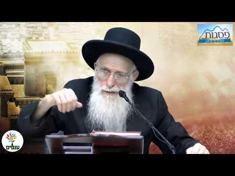 מתכוננים לתשעה באב - הרב יהודה יוספי HD - שידור חי