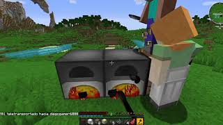 youtubers novatos capitulo 2  minecraft