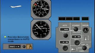 B727 Pressurization - General Description