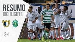 Highlights | Resumo: Famalicão 3-1 Sporting (Liga 19/20 #23)