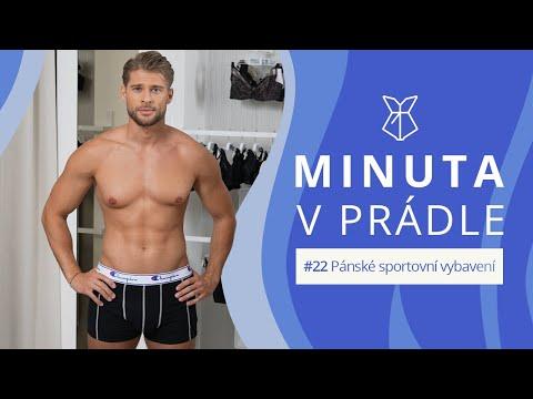 ???? Minuta v prádle #22: Tipy na pánské sportovní vybavení