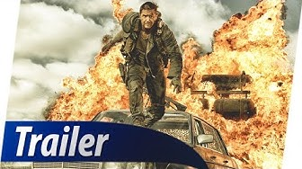 MAD MAX: FURY ROAD Trailer Deutsch German