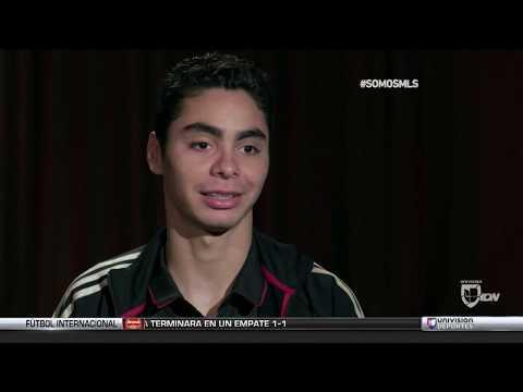 Miguel Almirón: Trato de dar lo mejor para mi equipo | MLS