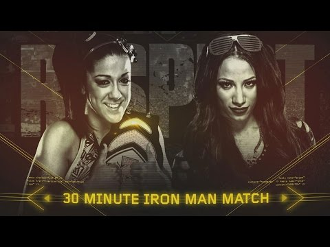 Don't miss Bayley vs. Sasha Banks in a WWE Iron Man Match at NXT TakeOver: Respect, live Wednesday