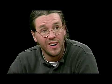 David Foster Wallace, Jonathan Franzen and Mark Leyner interview on Charlie Rose (1996)