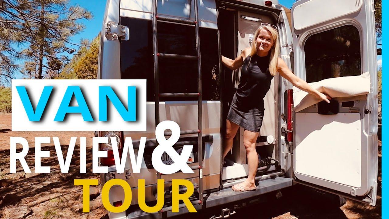 Van Life: Class B Review & Tour (Winnebago Travato 59k)