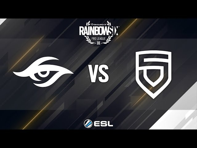 Rainbow Six Pro League - Season 8 - EU - Team Secret vs. PENTA Sports - Week 12