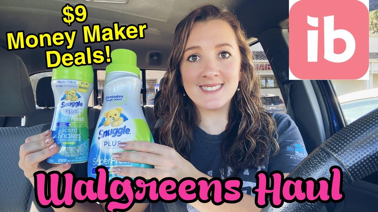 Walgreens Haul $9 in Money Maker Deals! 11/29-12/5/2020