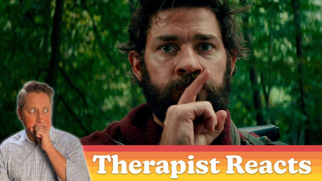 Therapist Reacts to A QUIET PLACE