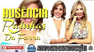 FORRÓ NOVO 2018 AUSÊNCIA - DJ DEDÉ (RAINHAS DA FARRA)