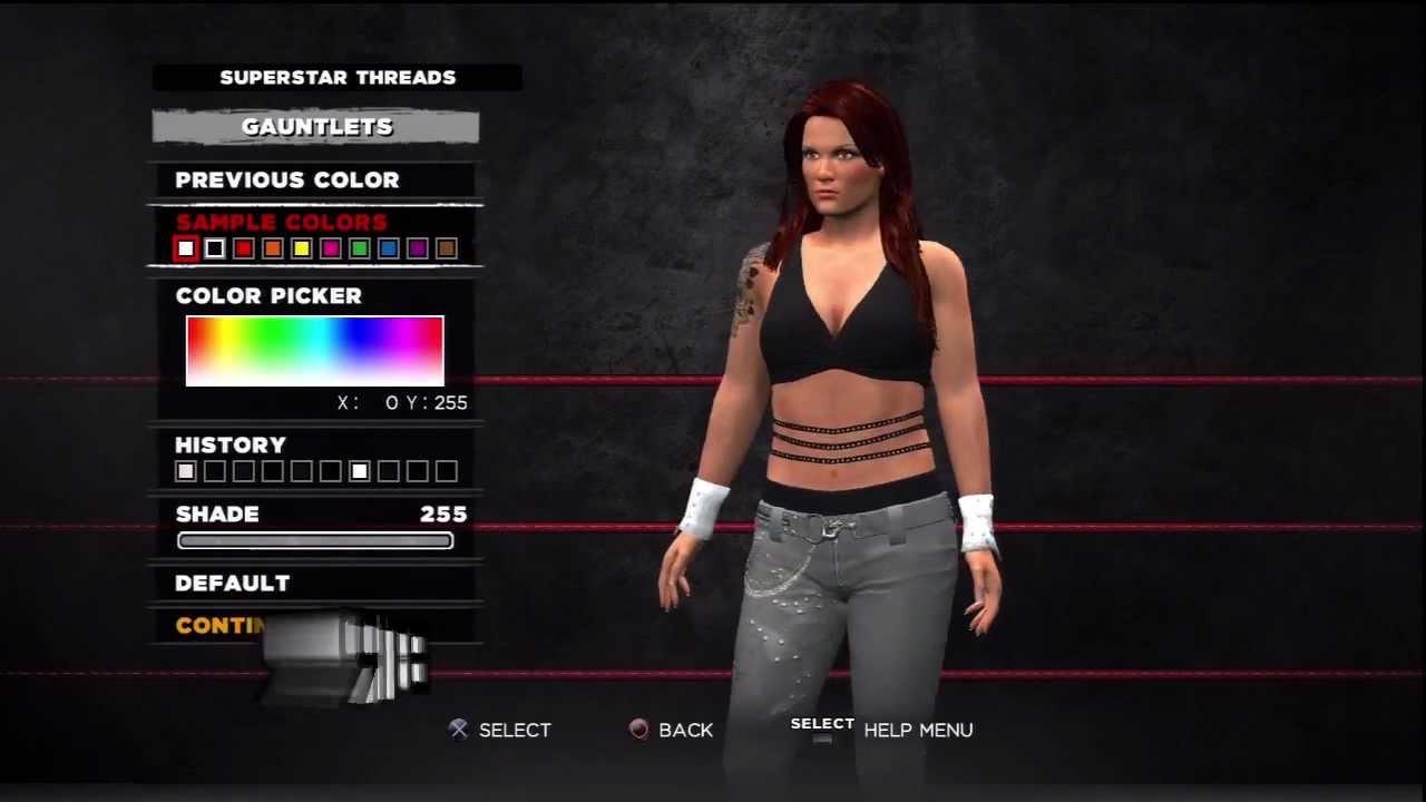 1280 x 720 jpeg 58kB, WWE 13 Superstar Threads Lita 2012 Return Raw ...