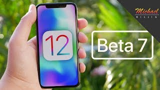 iOS 12 Beta 7 Released - What's New?