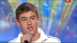 Украина мае талант 5 очень красивыи рэп про дедушку