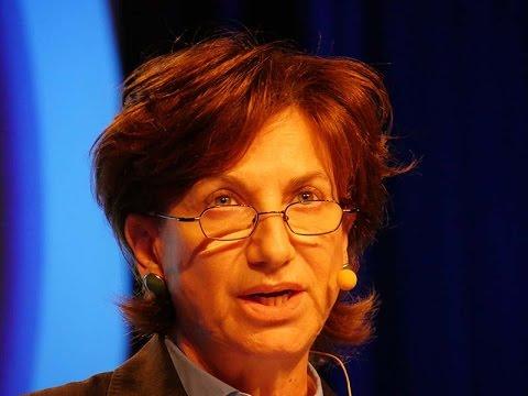 The financing of extremism/terrorism; Loretta Napoleoni