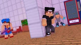 Minecraft: VENCEMOS A PARTIDA?! ESCONDE-ESCONDE