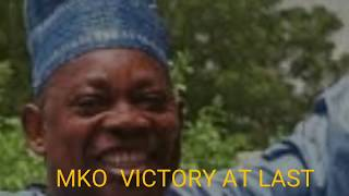 JUNE 12 - MKO ABIOLA'S VICTORY SONG!
