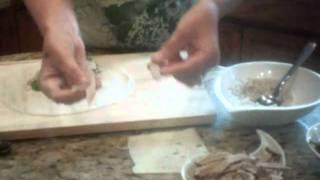 Pork Tenderloin Wrap (leftovers).avi