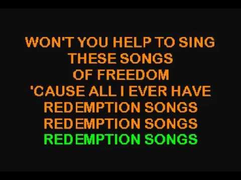 Redemption Songs / Instrumental