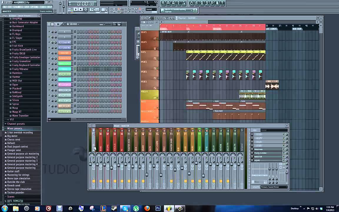 Fl Studio Organization Keys For Better Production And Creative How To Organise Electronic Components Circuit Simulation Flow