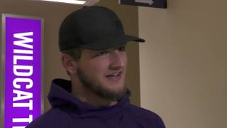 2018 Weber State football: LB Landon Stice talks Wildcats earning the No. 2 seed in FCS playoffs