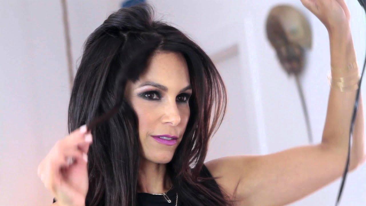 Sexy rocker hairstyles