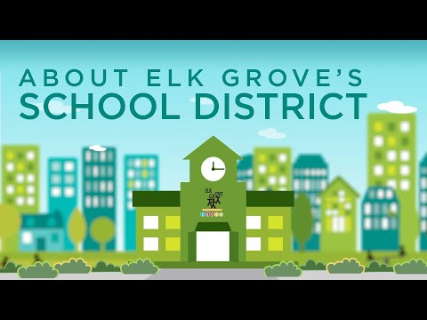 About Elk Grove Unified School District
