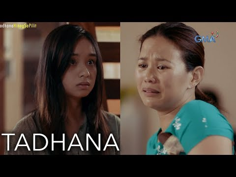 Tadhana: Minor OFW safely arrives in the Philippines