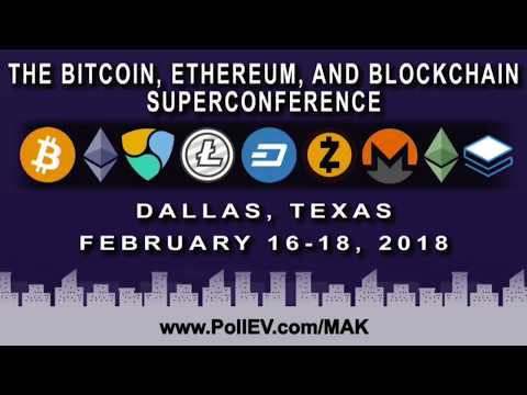 Blockchain Healthcare Revolution: Dallas Bitcoin SuperConference