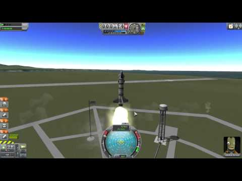 [LaunchDay] Let's Play Kerbal Space Program (Episode 1)