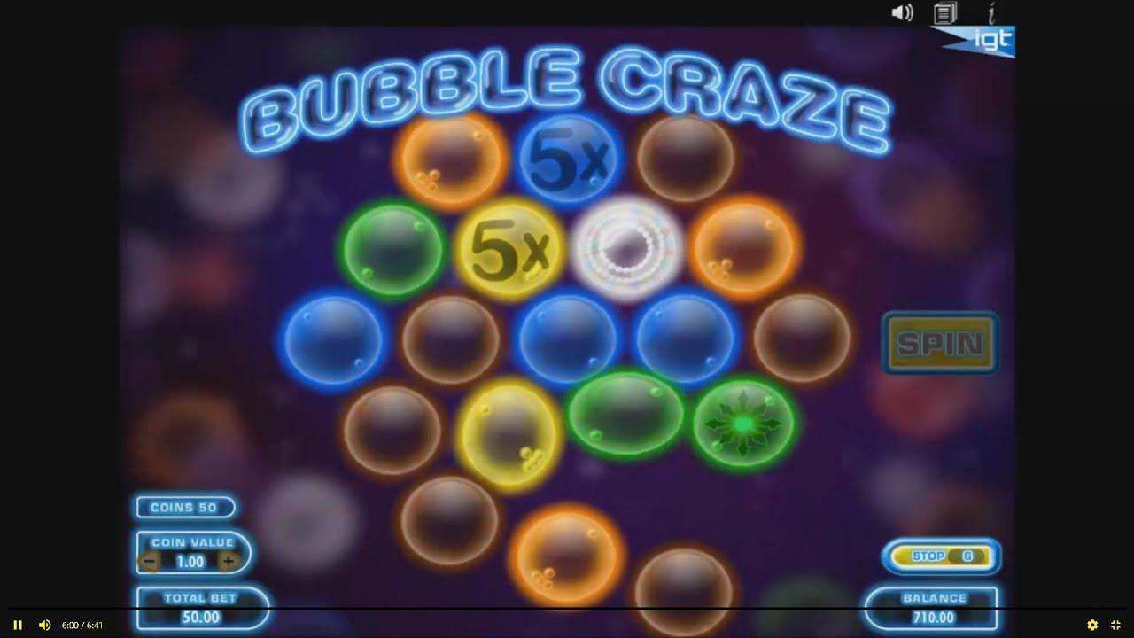 Zombs manager bubble craze igt casino slots videos ucretsiz