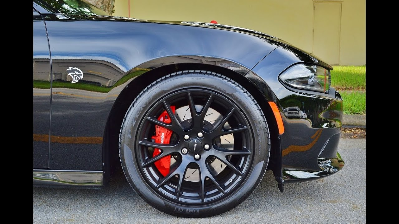 2017 Hellcat Charger >> 2015 Dodge Charger SRT - HELLCAT - with 12,000 Miles (SOLD ...