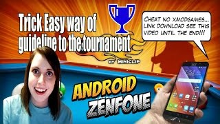 MINICLIP [8 Ball Pool] Trick Xmodgames Not Suport - Android