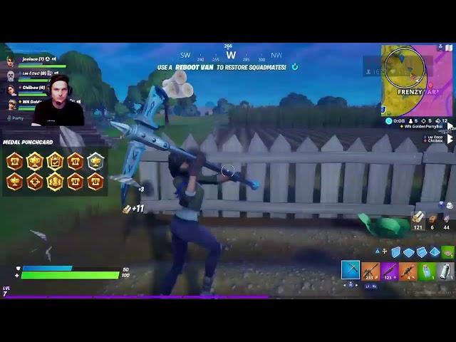 LJ got me back on trashnite | Fortnite