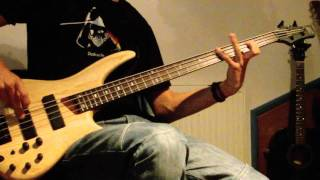 Red Hot Chili Peppers - Warlocks [Bass Cover]