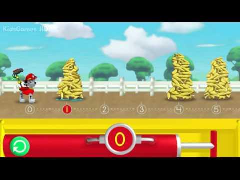 Paw Patrol Game Corn Roast Catastrophie   Nick JR English Cartoon   Paw Patrol Full Episodes 32