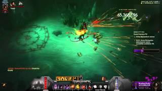 Diablo 3 PC Gameplay DH Season GR 50 Solo Season 4 (1080 HD)