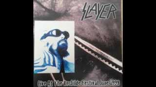SLAYER - Live at Roskilde Festival (Live Bootleg) (1998) FULL AUDIO