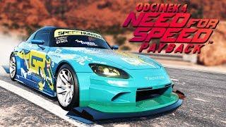 Need for Speed Payback PL (DUBBING) #4 - S2000 NIE DO POZNANIA + UFO! - PC 4K