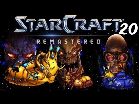 Let's Play – StarCraft: Remastered: Protoss – Episode 20 [Finding A Fugitive]: