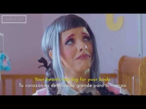 Melanie Martinez - Cry Baby (Clean Version) (English Sub/Subtitulada en Español)[Official Video]
